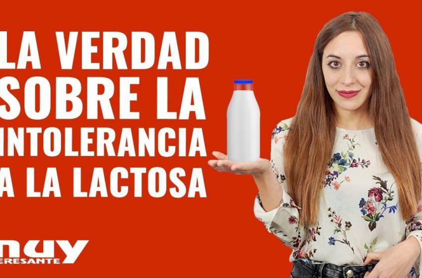 Intolerancia a la LACTOSA ¿Debemos tomar leche? · Ciencia con Lau