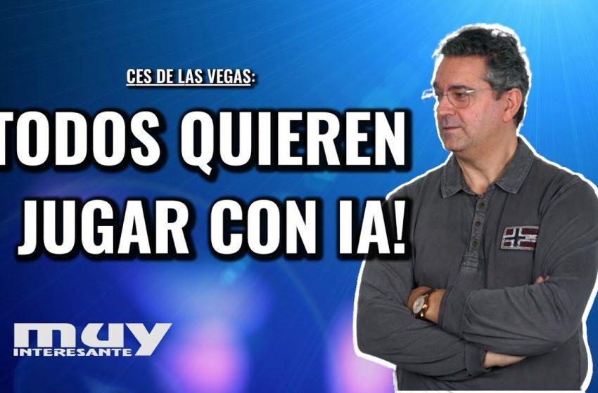 Las novedades del CES de Las Vegas 2019 | Muy Inteligencia Artificial