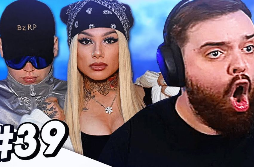 REACCIONANDO a BIZARRAP Music Sessions #39 | Snow Tha Product
