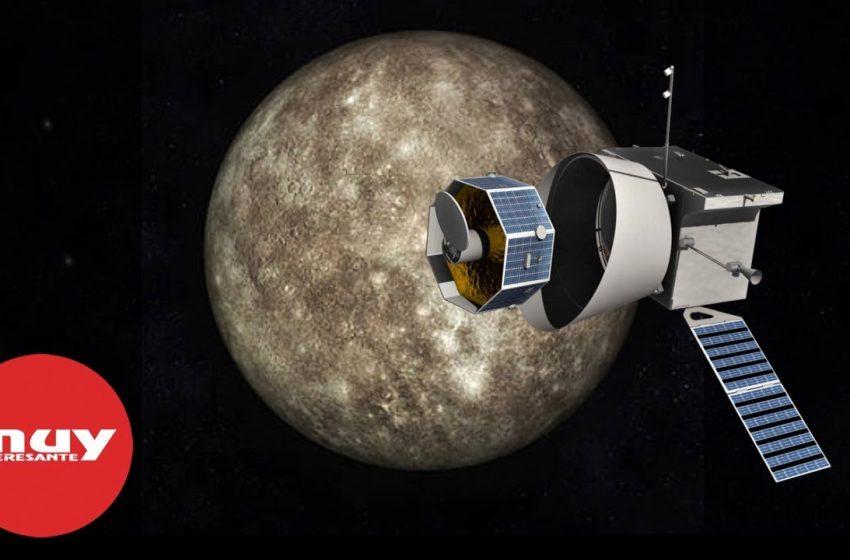 Los dispositivos españoles que viajarán a Mercurio
