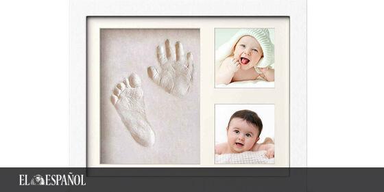 #Imprescindibles   Podrás guardar la forma original de la mano y el pie de los más pequeños de la casa e, incluso, la f…