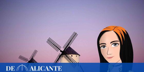 DulcineIA, el chatbot que te ayuda a entender el Quijote. Un artículo de @alicante_ee   #DiaDelLibro…