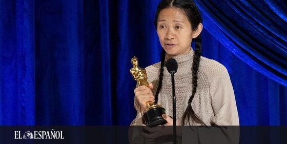 'Nomadland triunfa en los premios Oscar y Chloé Zhao hace historia #oscars …
