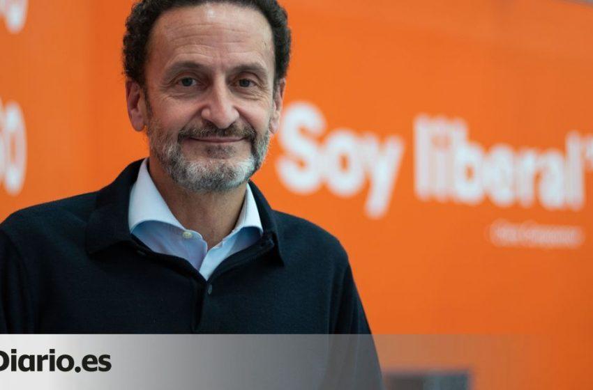 ENTREVISTA | Edmundo Bal, candidato de Ciudadanos a la Comunidad de Madrid: «Ayuso en realidad habla de la libertad de u…