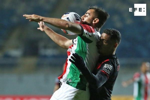 CRÓNICA | 0-1. Goianiense hunde a Palestino y queda a la sombra del Libertad, líder del Grupo F de la #Sudamericana    …