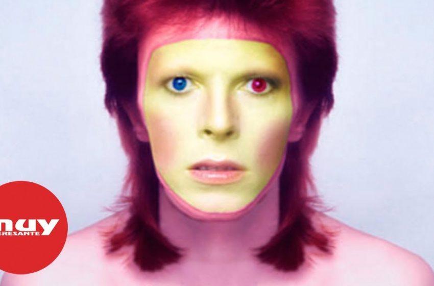 David Bowie, uno de los personajes más influyentes del rock