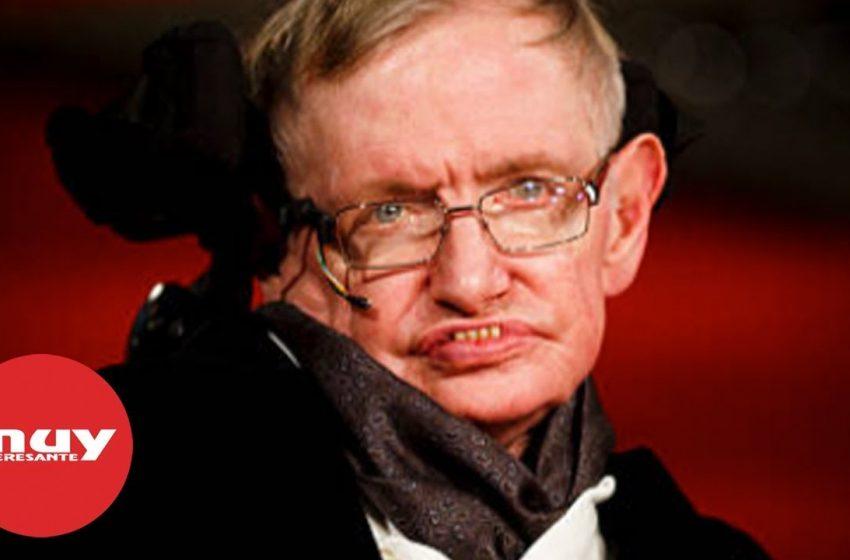 Stephen Hawking cambió la forma de comprender el universo