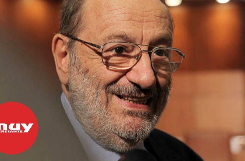 Grandes frases de Umberto Eco
