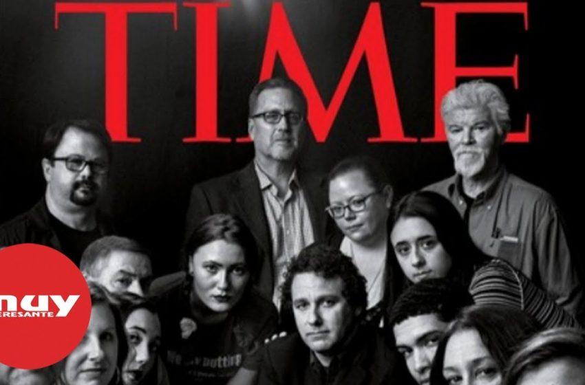 Persona del año TIME 2018: Periodistas asesinados y encarcelados