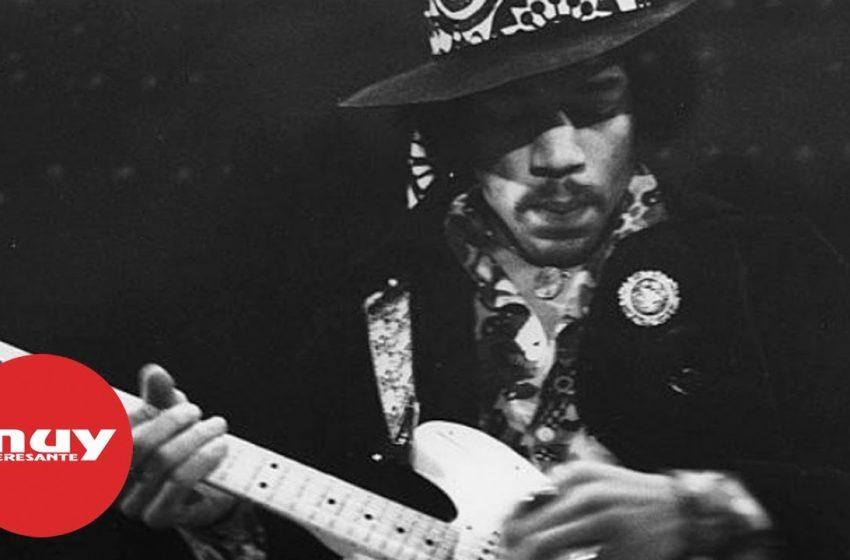 ¿Cómo llegó Jimi Hendrix a lo más alto?