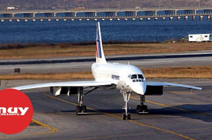 El último vuelo del Concorde