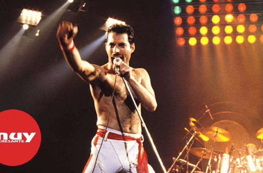 Curiosidades sobre Freddie Mercury
