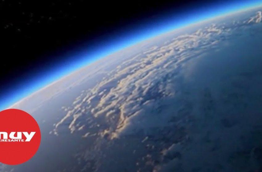La Tierra atrapada en un huracán de materia oscura