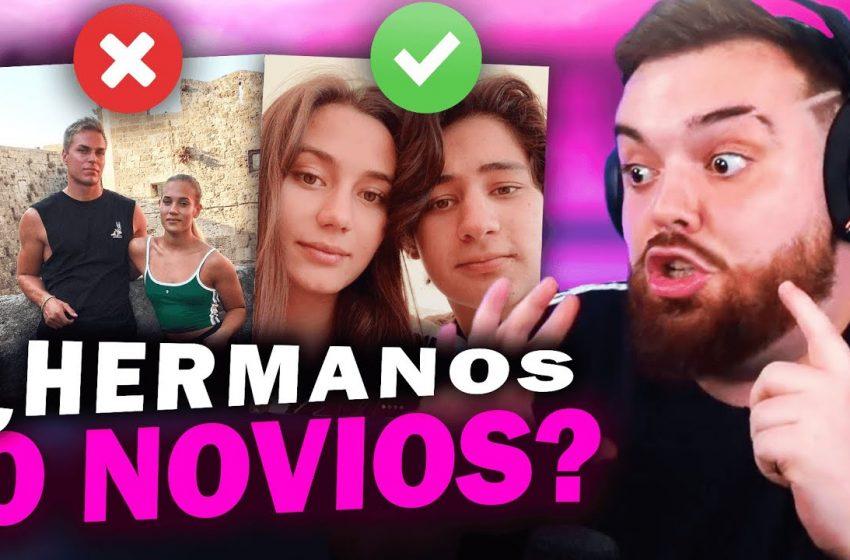 ¿SON NOVIOS O HERMANOS? *MUY DIFÍCIL*