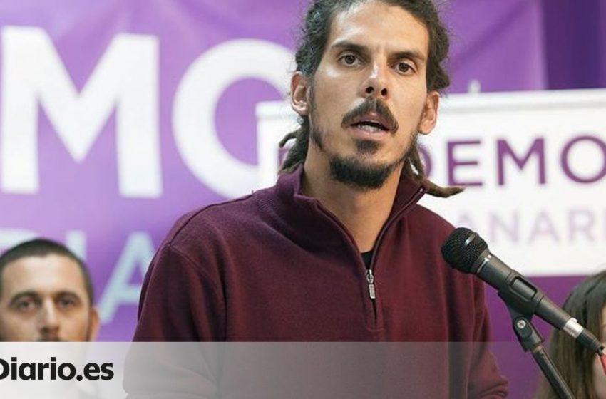 Alberto Rodríguez no repetirá como secretario de Organización de Podemos en la IV Asamblea del partido …
