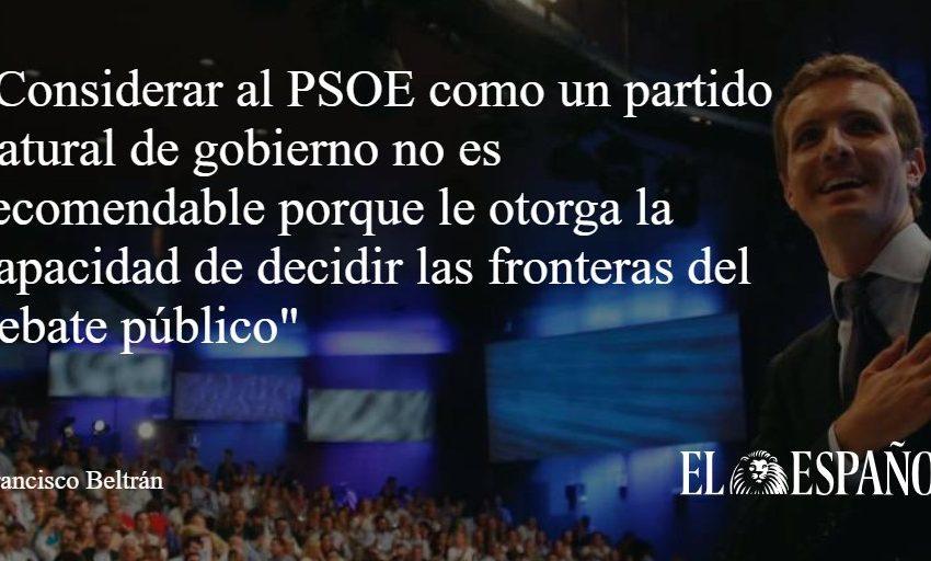 #LaTribuna | ¿Qué hará con nuestros votos, señor Casado? Por @pacobelt  …