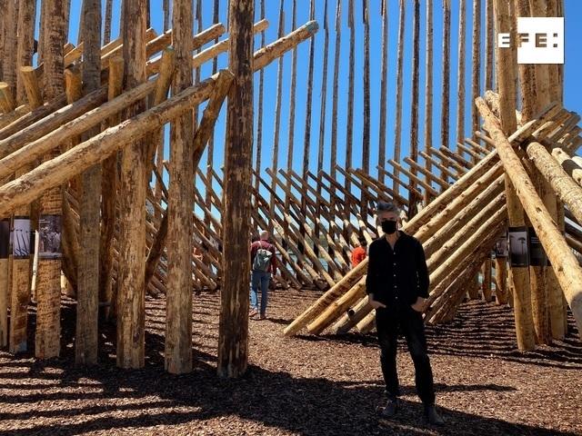 Aravena: Chile y el pueblo mapuche deben darse el beneficio de la duda. #BiennaleArchitettura2021  Por Laura Serrano-Con…