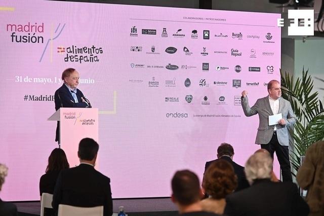 Madrid Fusión, primer congreso global y futuro de la gastronomía poscovid. #madridfusion2021   Por Pilar Salas (@PilarSa…