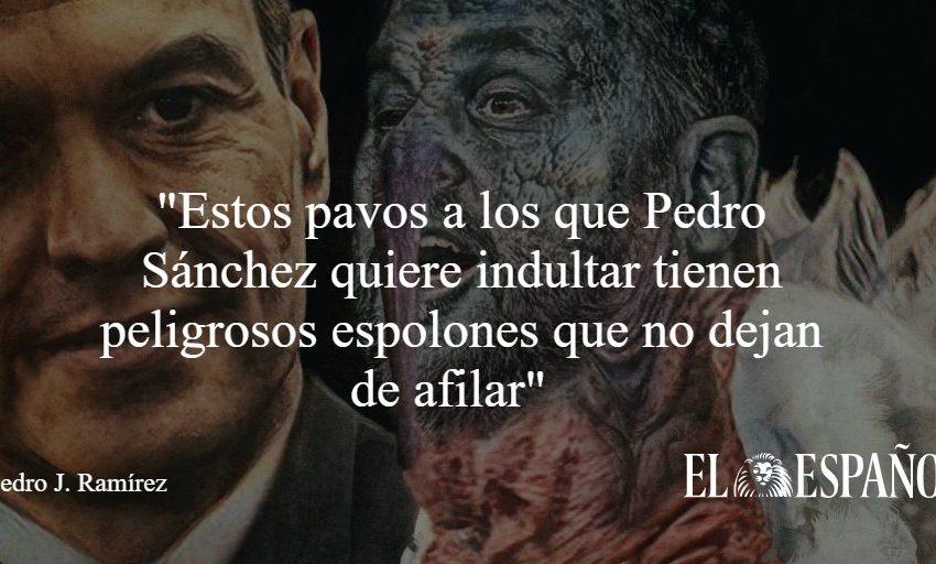 #CartaDelDirector   Los pavos de Pedro Sánchez, la opinión de @pedroj_ramirez en EL ESPAÑOL   …
