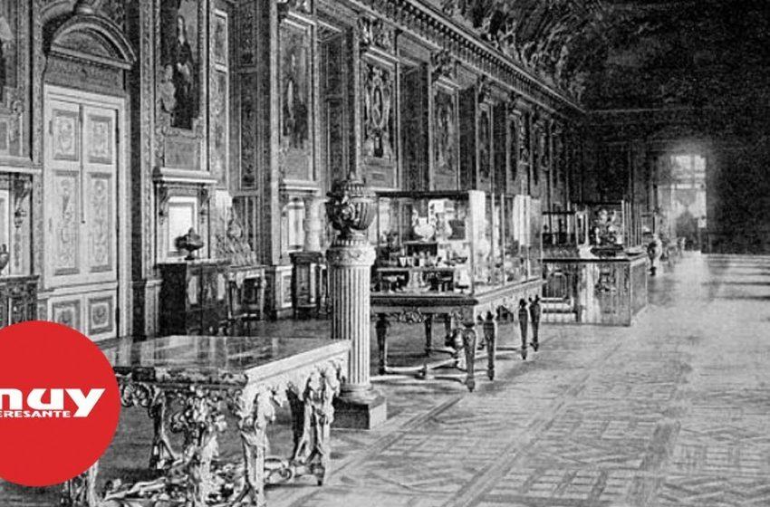 ¿Cuándo se inauguró el Museo del Louvre?