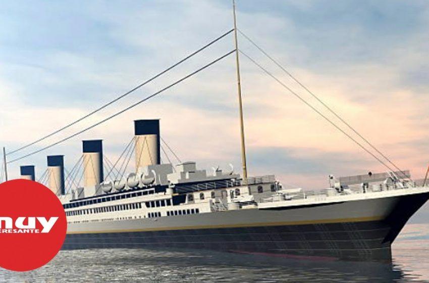 El Titanic II zarpará en 2022