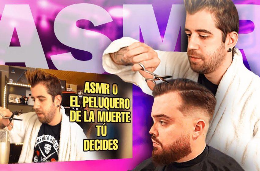 ME TOMO EN SERIO EL ASMR DE AURONPLAY (REACCIÓN)