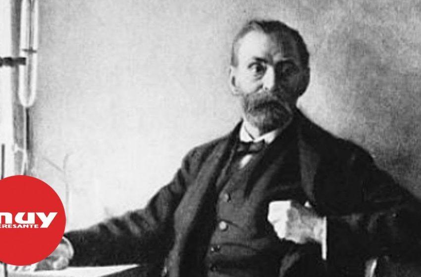 Alfred Nobel: empresario, químico e inventor sueco