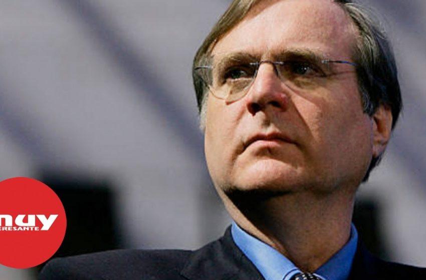 Paul Allen, co-fundador de Microsoft, muere a los 65 años