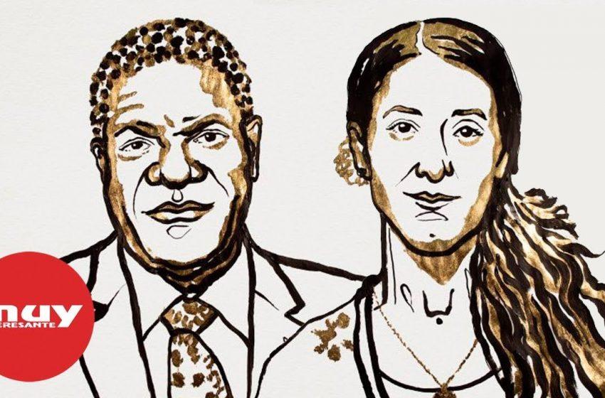 Ganadores del Premio Nobel de la Paz 2018