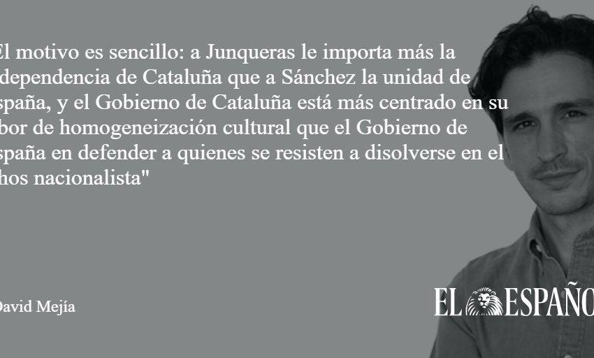 #Singladuras   Sólo hay que unir los puntos en Cataluña, por @davidmejiaNY  …