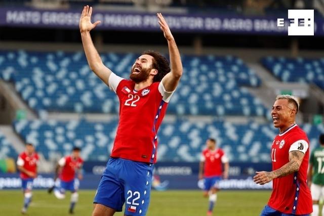 CRÓNICA   1-0. El inglés Benjamin Brereton le da el triunfo a Chile y hunde a Bolivia. #CopaAmérica   Sebastiao Moreira …