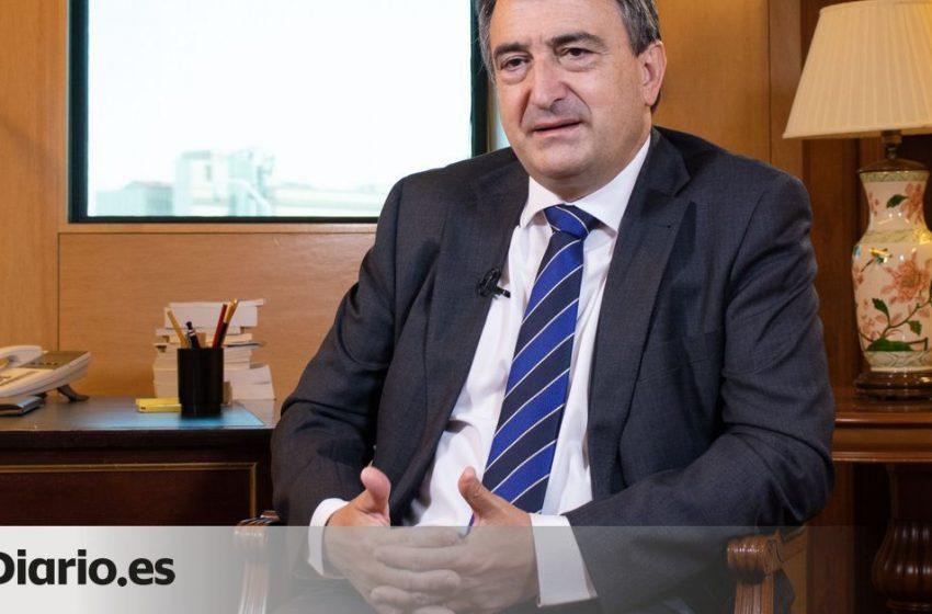 ENTREVISTA   Aitor Esteban: «Hay descoordinaciones evidentes en el Gobierno, hay mecanismos que no están bien engrasados…