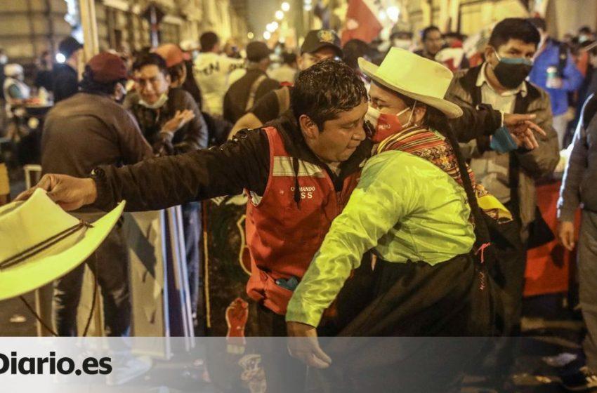 CLAVES   Qué está pasando en Perú y por qué continúa la incertidumbre tras las elecciones  Las desgrana @MGArenales…