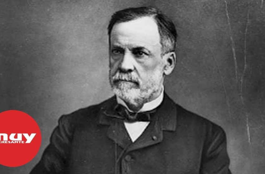 Louis Pasteur, padre de la microbiología