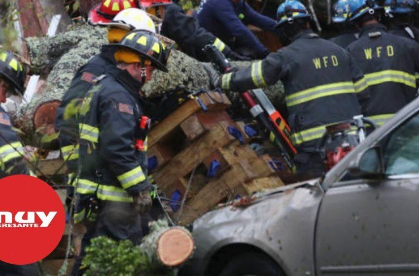 Al menos 32 fallecidos tras el paso de Florence