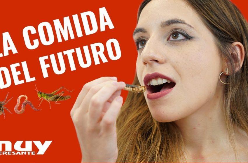 ¿Qué comeremos en el futuro? · Ciencia con Lau
