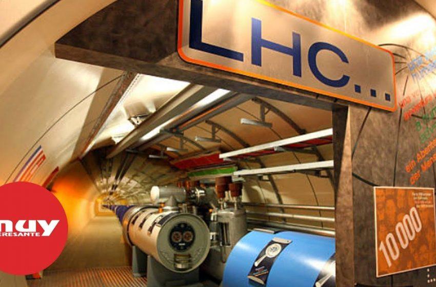 10 años de la puesta en marcha del LHC