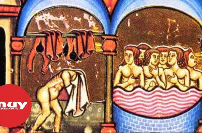 ¿La gente se bañaba en la Edad Media?