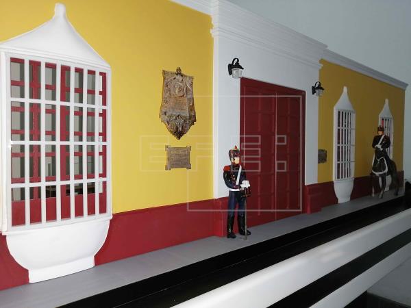 La primera casa y cuartel de San Martín en Perú renace por el bicentenario. …