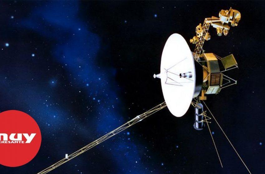 Voyager I, la invención humana que más lejos ha llegado en el espacio profundo