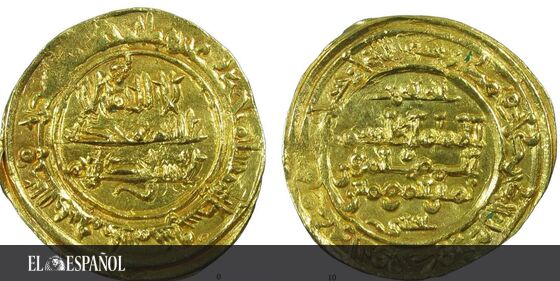 #Arqueología | Las dos monedas de oro halladas en Valencia que desvelan un nuevo enigma de Al-Ándalus, por @davidbr94 e…