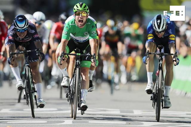 Cavendish iguala en Carcasona las 34 victorias de Merckx. #TDF2021   …