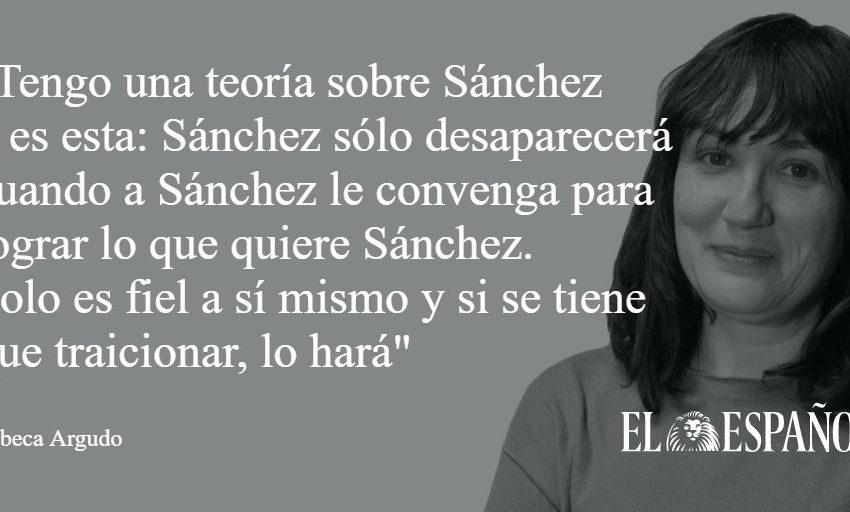 #YaLoSiento | Con Sánchez sólo acabará Sánchez, por @Rebevolutions  …