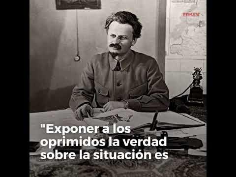 Frases de Leon Trotsky