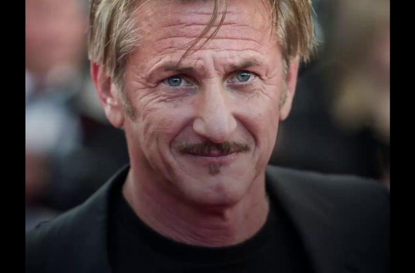 Sean Penn, uno de los actores  más prolíficos y controvertidos