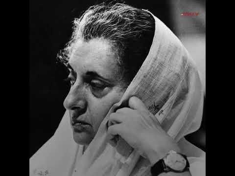 Indira Gandhi, un hito en la historia política de India