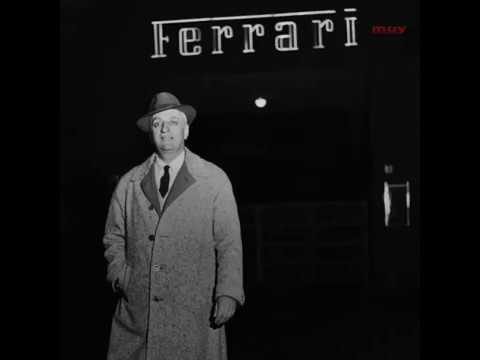 Enzo Ferrari, el fundador de la Scuderia Ferrari