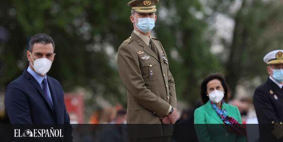 #LoMásLeído | Felipe VI y Pedro Sánchez reciben este sábado a las tropas españolas que han evacuado a 1.900 afganos …