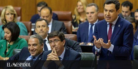 #LoMásLeído | Vox tumbará el intento de la Junta de fusionar la Administración paralela que montó el PSOE …