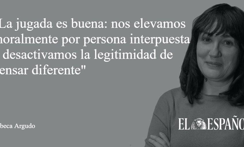 #YaLoSiento | Una izquierda 'woke' necesita una derecha Arévalo, por @Rebevolutions   …